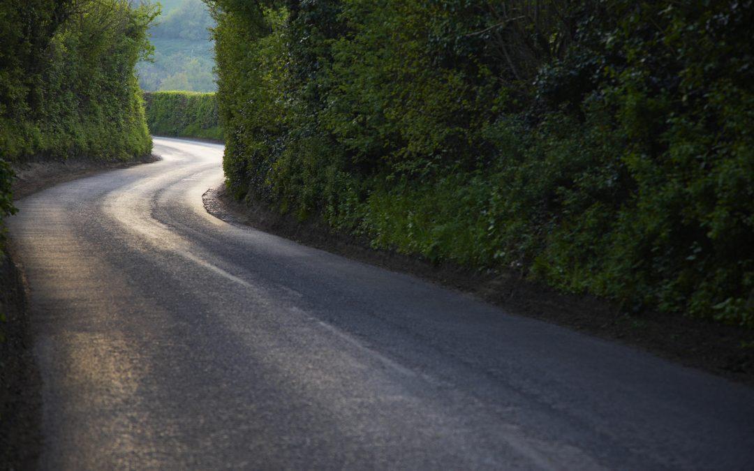 Een lange weg…..